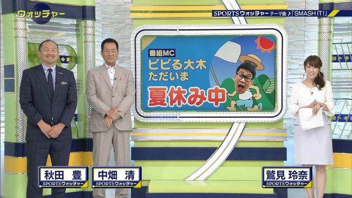 2018年07月28日鷲見玲奈の画像03枚目