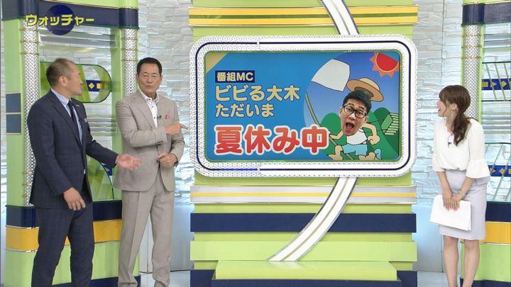 2018年07月28日鷲見玲奈の画像04枚目