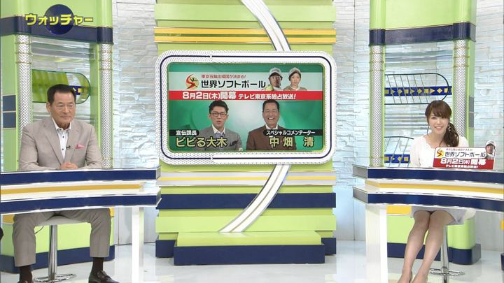 2018年07月28日鷲見玲奈の画像15枚目