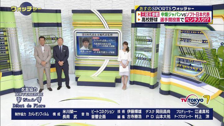 2018年07月28日鷲見玲奈の画像19枚目