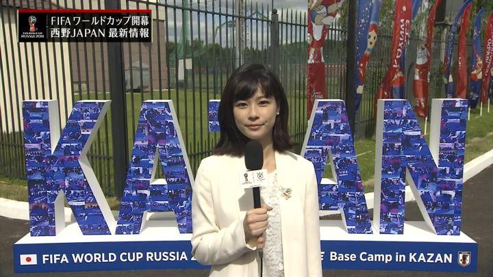 鈴木唯 2018FIFAワールドカップロシア プライムニュースα (2018年06月15日放送 12枚)