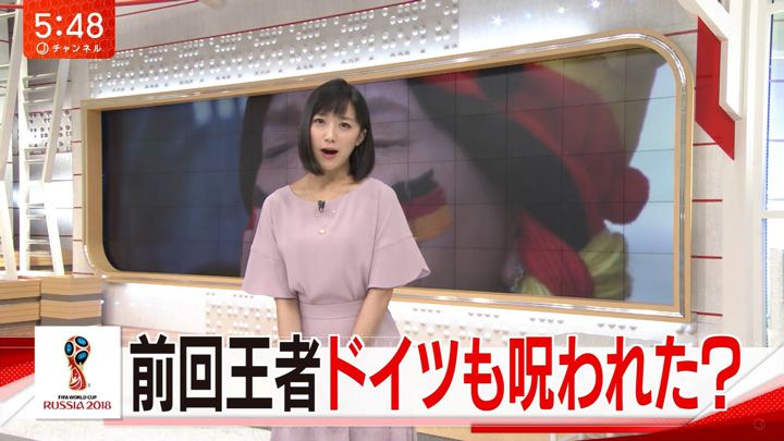 2018年06月28日竹内由恵の画像15枚目