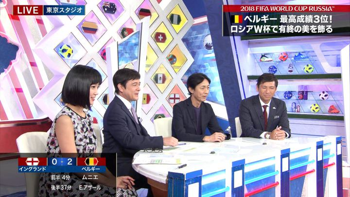 2018年07月14日竹内由恵の画像12枚目