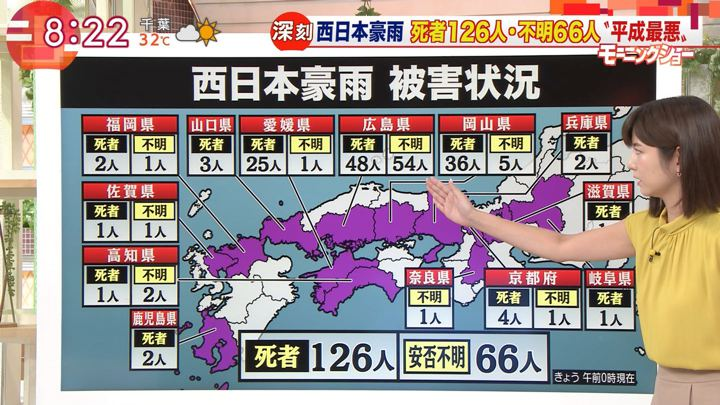 2018年07月10日宇賀なつみの画像04枚目