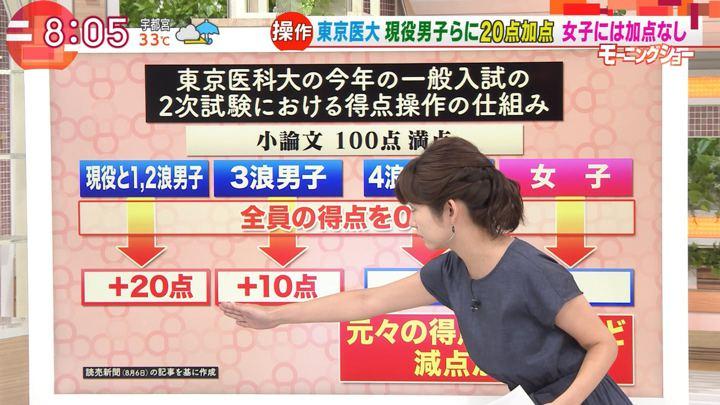 2018年08月06日宇賀なつみの画像04枚目