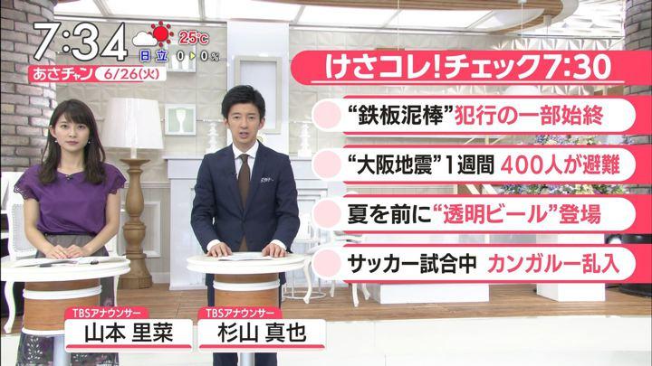 2018年06月26日山本里菜の画像12枚目