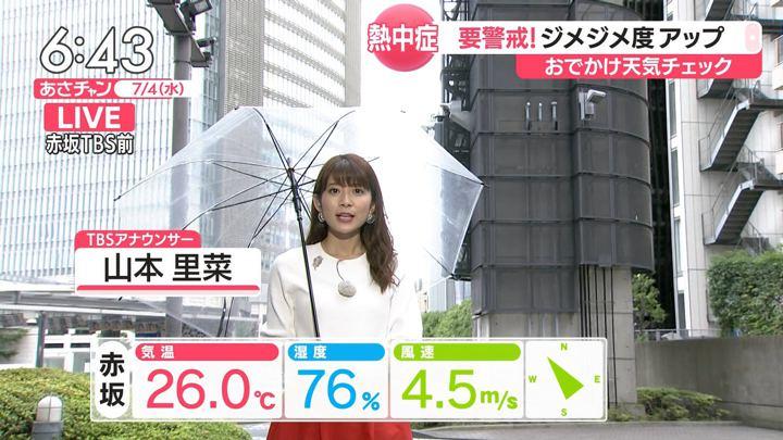 2018年07月04日山本里菜の画像16枚目