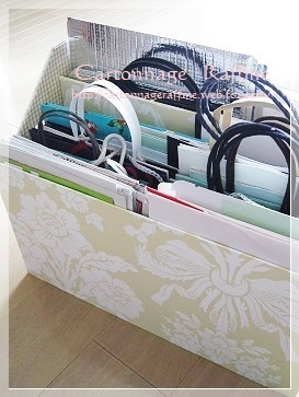 紙袋収納ボックス3