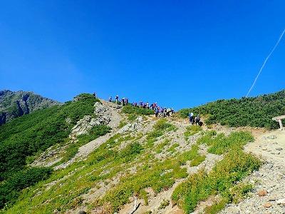20180845北岳 (5)