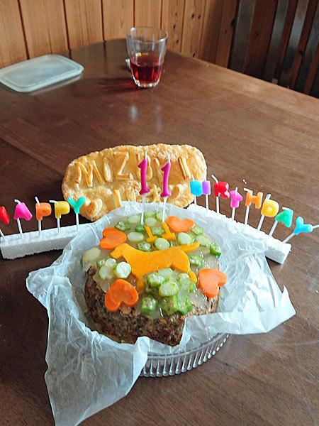 20180423お誕生日会ケーキ