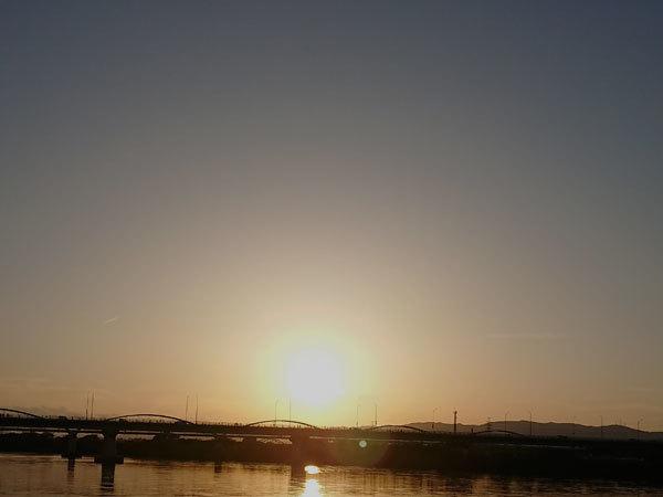 20180510夕陽