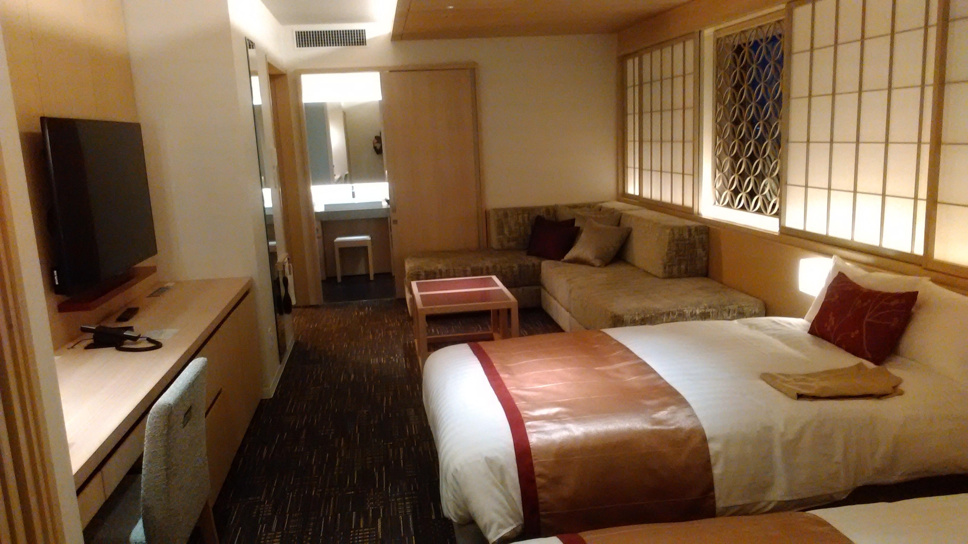 ホテルビスタ金沢(ビスタツインのお部屋)