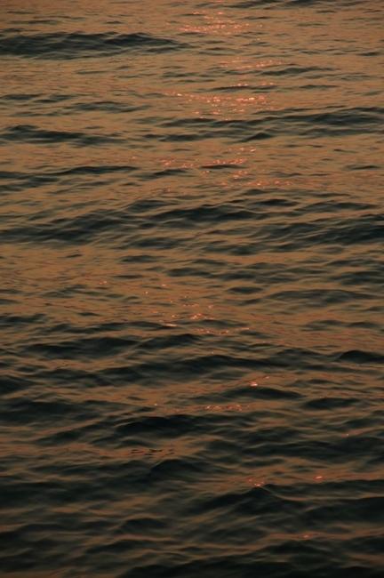 瀬戸内海の日の出 (3)