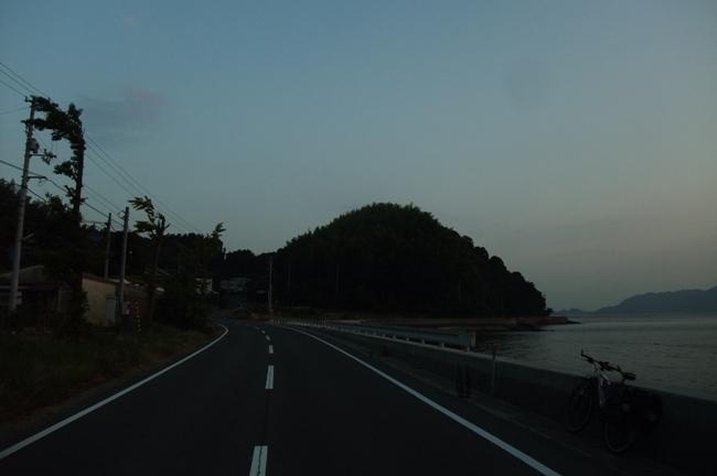 瀬戸内海の日の出 (4)