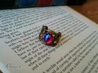 竜の吐息-vintage ring-2