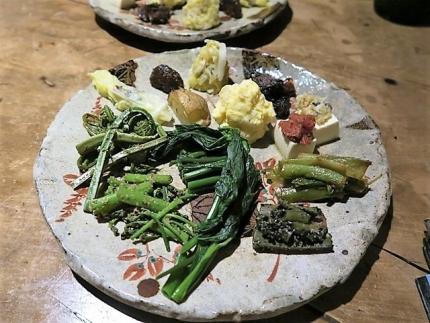 18-6-7 1山菜