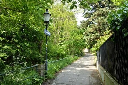 ベートーヴェンの散歩道