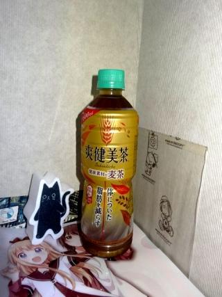爽健美茶麦茶 (2)