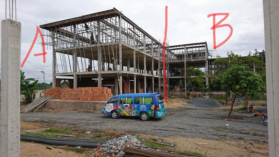 新校舎建設⑤