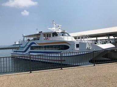 連絡船20180804