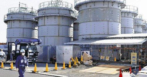 「漏れやすい」汚染水タンク69基q4-ZfN09