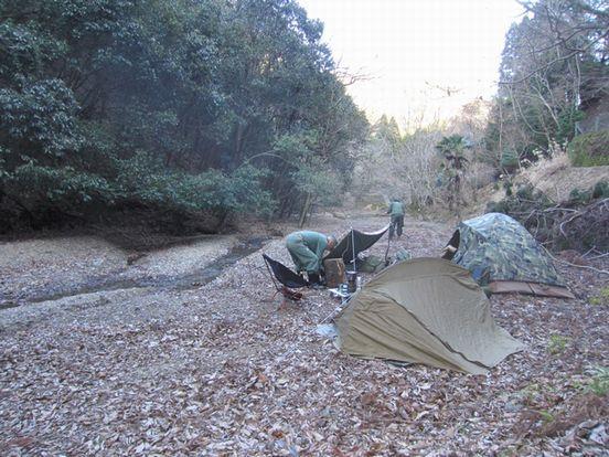 保育山キャンプ180406006