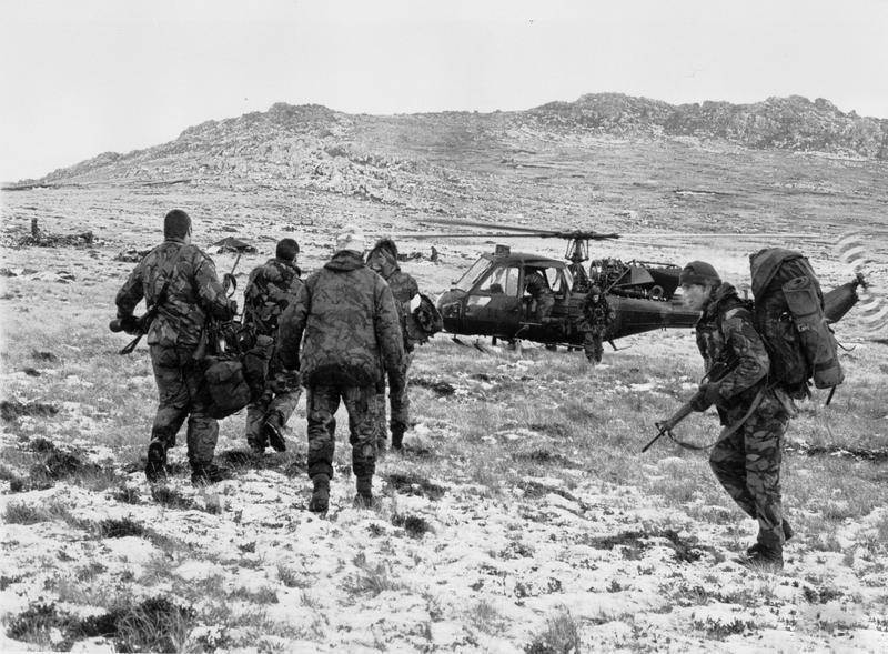 Falklands War 1982