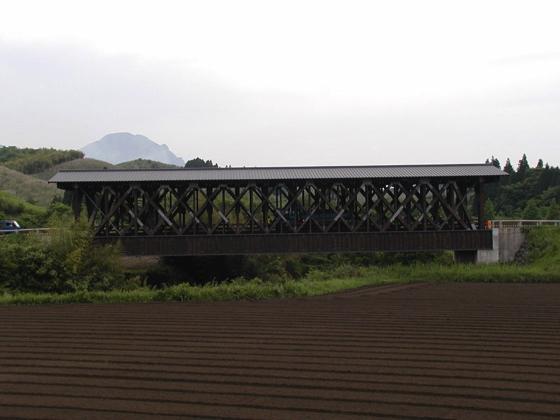 阿蘇望橋トラス