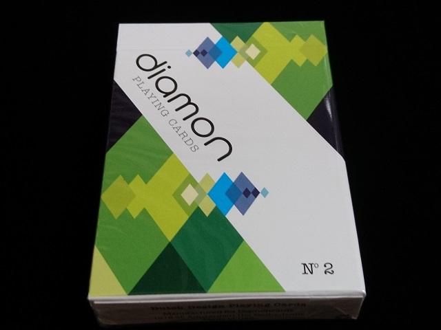 Diamon Playing Cards (1)
