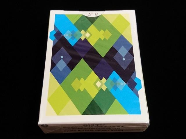 Diamon Playing Cards (2)