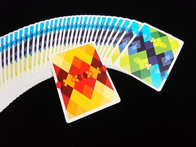 Diamon Playing Cards (5)