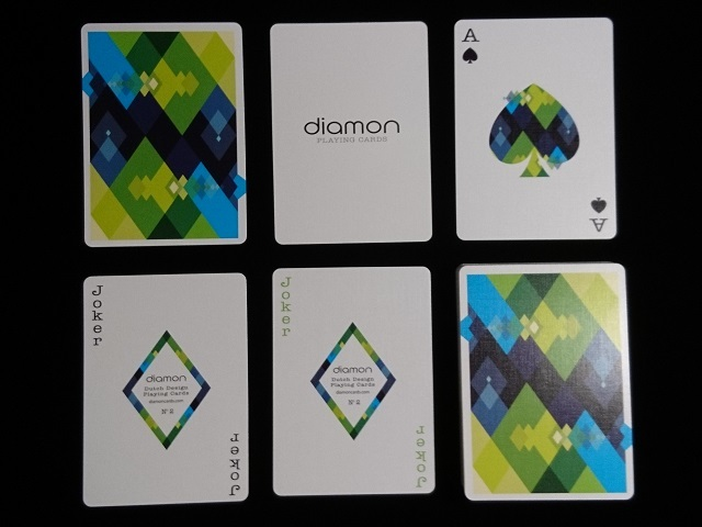 Diamon Playing Cards (6)