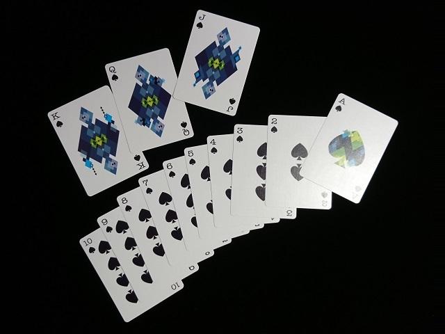 Diamon Playing Cards (7)