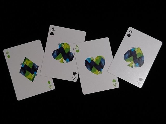 Diamon Playing Cards (8)