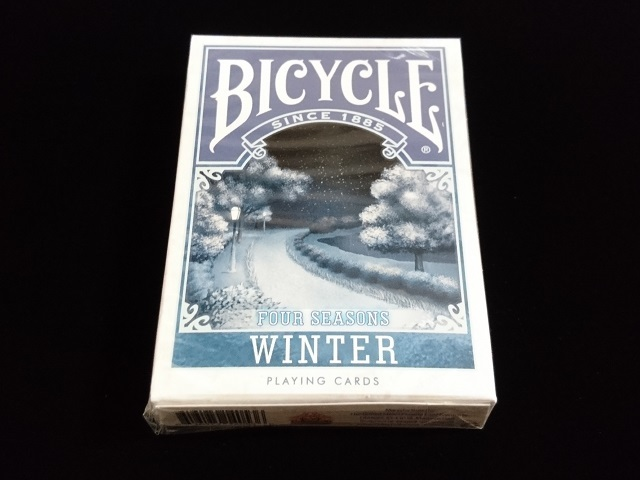 Four Seasons Limited Edition (Winter) Playing Cards (BICYCLE) (2)