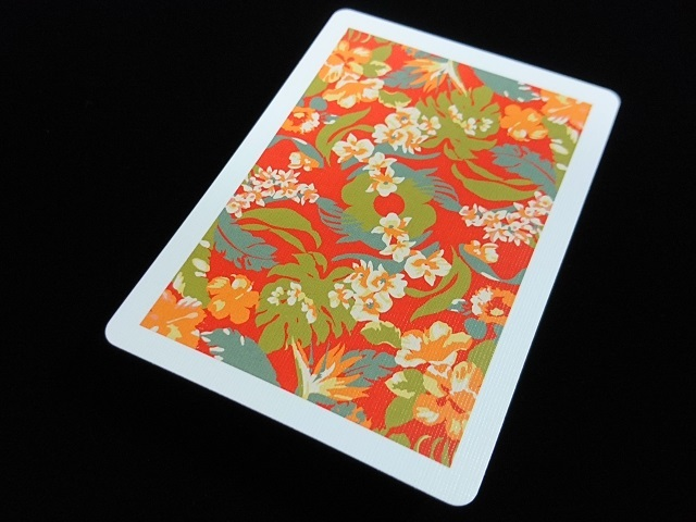 Flora Playing Cards (3)