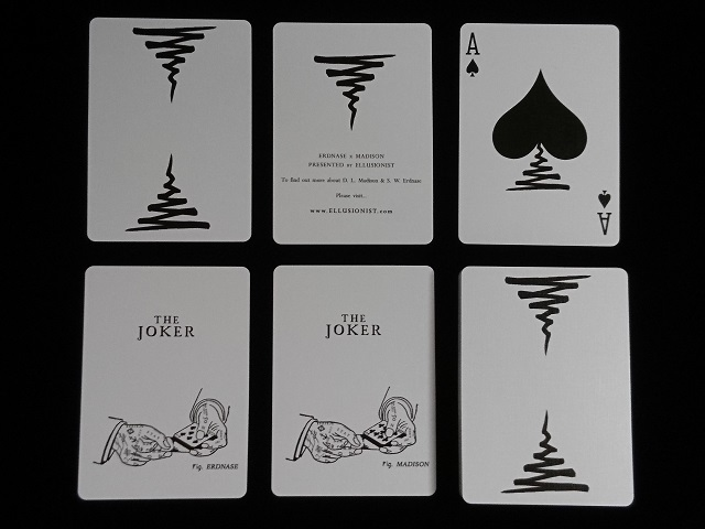 ExM Black Playing Cards (5)