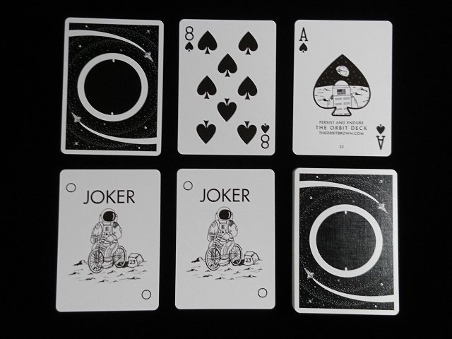 Orbit V4 Playing Cards (5)