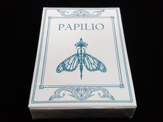 Papilio Ulysses Playing Cards (1)