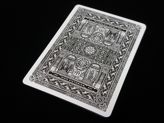 High Victorian Playing Cards (5)