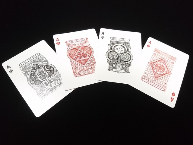 High Victorian Playing Cards (9)