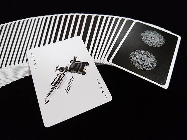 Mandalas Playing Cards (4)