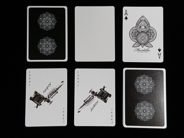 Mandalas Playing Cards (5)