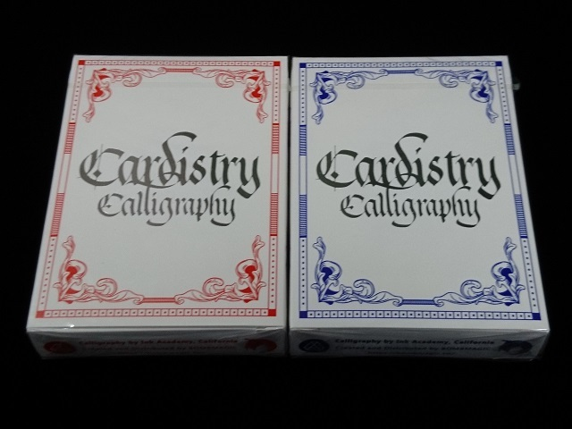 Cardistry Calligraphy (2)