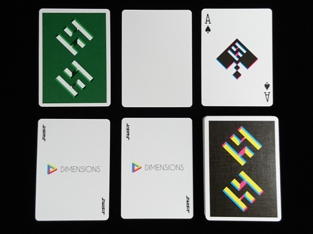 SHIFT Playing Cards by Dimensions (5)