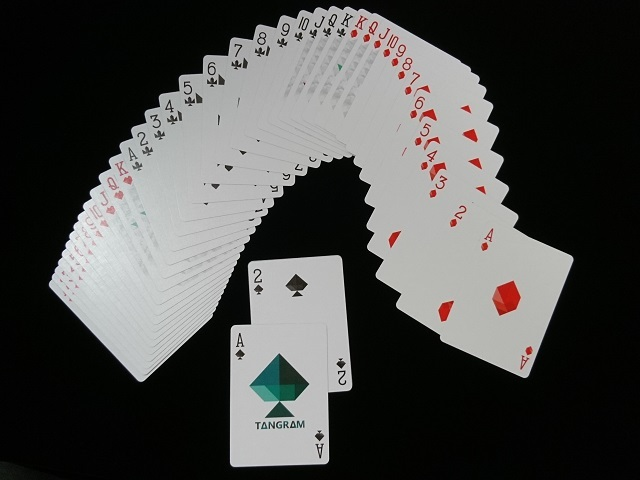 Tangram Playing Cards (7)
