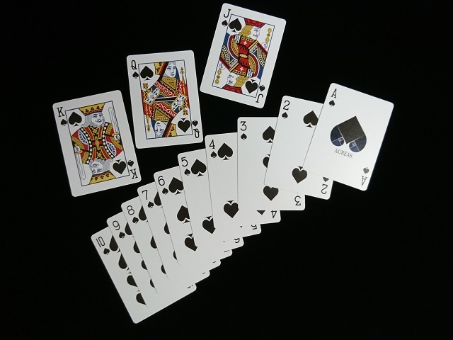 AUREAS Playing Cards (6A)