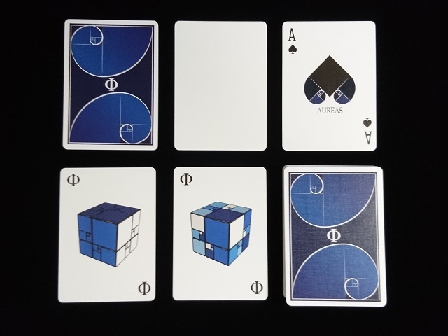AUREAS Playing Cards (5a)