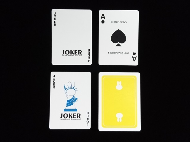 Surprise Playing Cards (5)