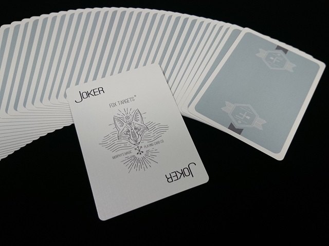Fox Targets Playing Cards (3)